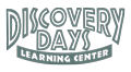 Discovery Days Learning Center Sticky Logo
